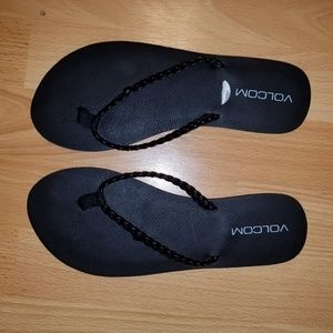Volcom Womens flip flop